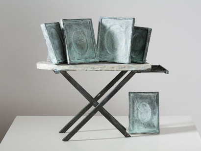 three-dimensional work by Paul Coldwell